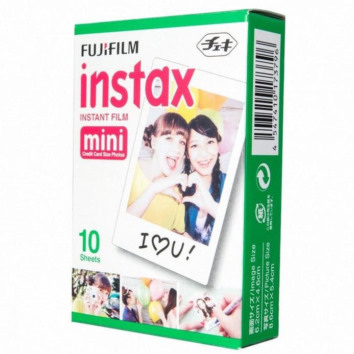 Фотопленка Fujifilm Mini 10 (16386004)
