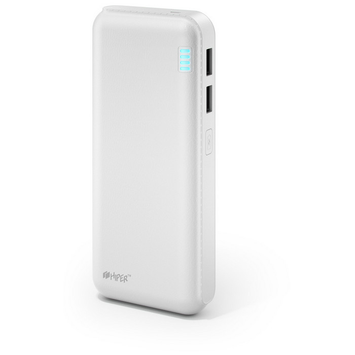 Аккумулятор HIPER Power Bank SP12500 White