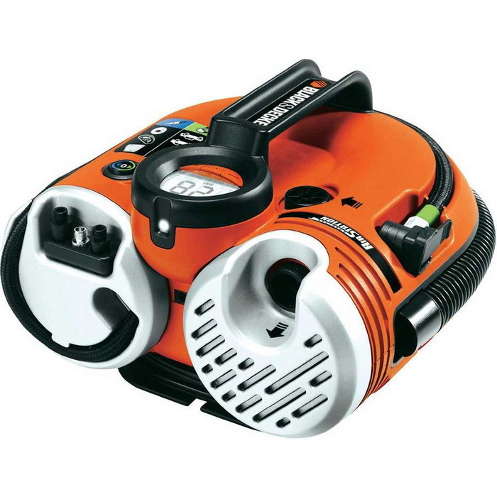 Компрессор Black & Decker ASI500