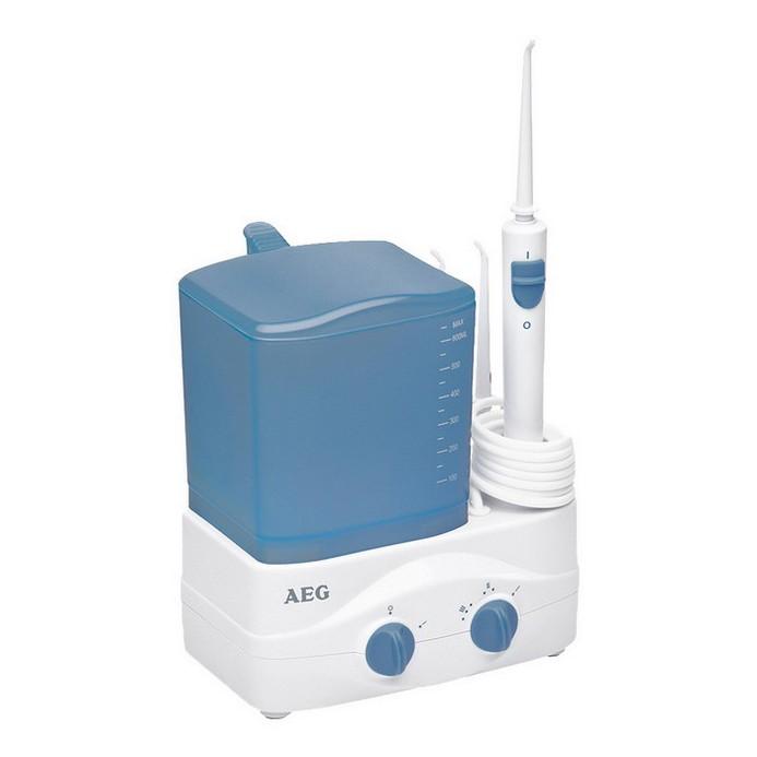 Ирригатор AEG MD 5613 бело-голубой