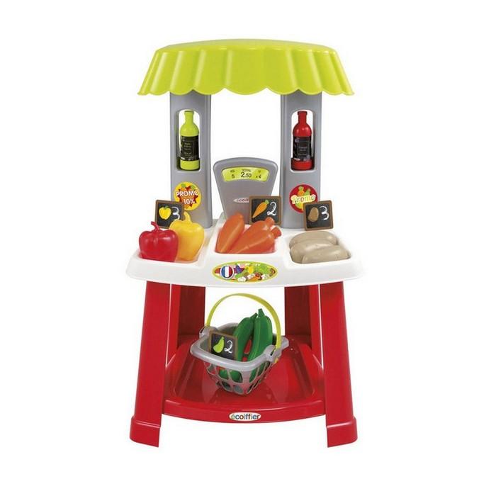 Игровой набор Ecoiffier Овощной супермаркет