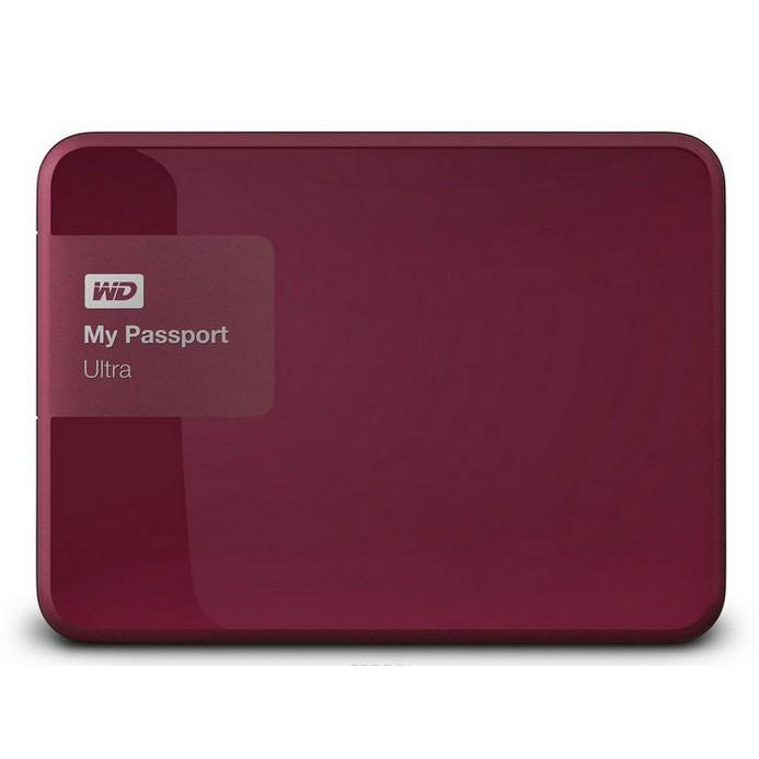Внешний жесткий диск Western Digital My Passport Ultra 1TB