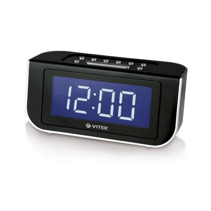 Радиочасы Vitek VT-3521 Black