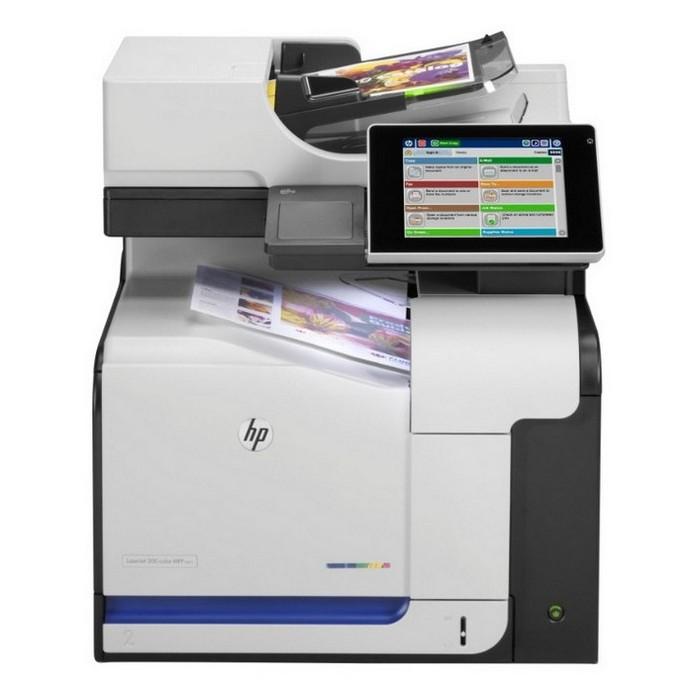 Лазерное МФУ HP M575dn (CD644A)