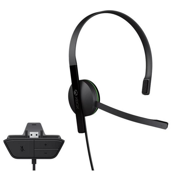 Гарнитура Microsoft для Xbox One S5V-00012 Black
