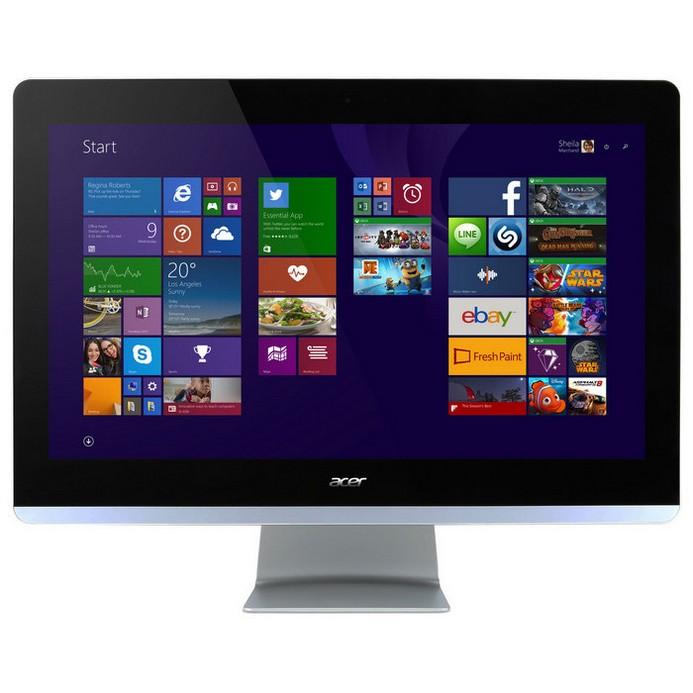 Моноблок Acer Z3-710 (DQ.B04ER.003)