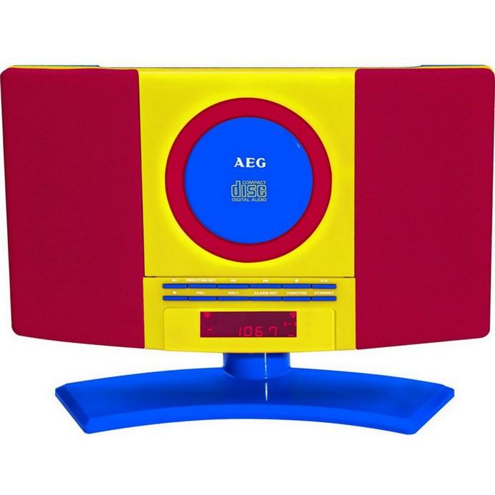 Микросистема AEG 4464 Kids Line