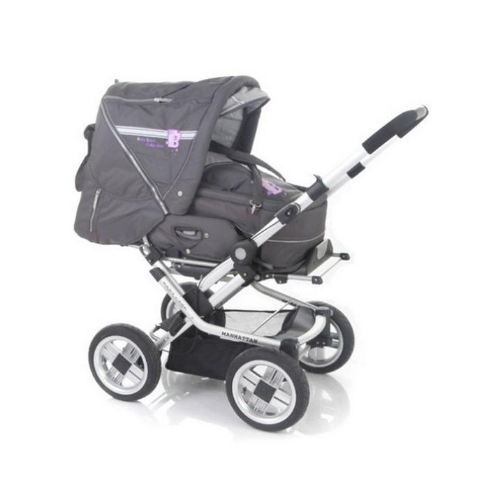 Коляска-трансформер Baby Care Manhattan 60 Grey