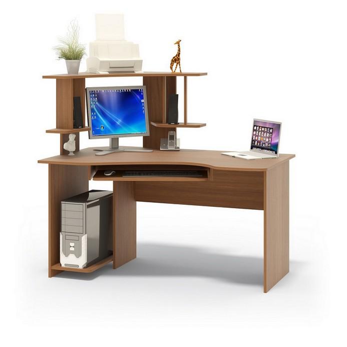 Компьютерный стол Сокол КСТ06Л
