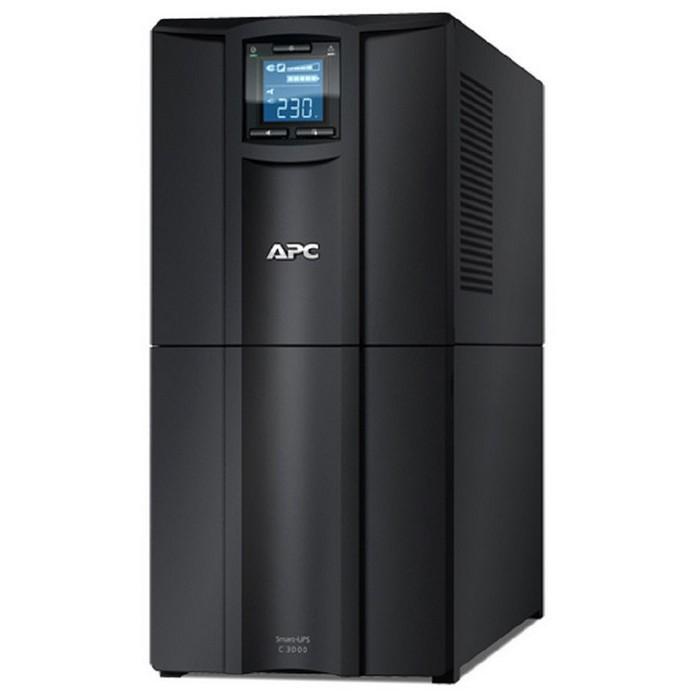 ИБП APC Smart-UPS C SMC3000I