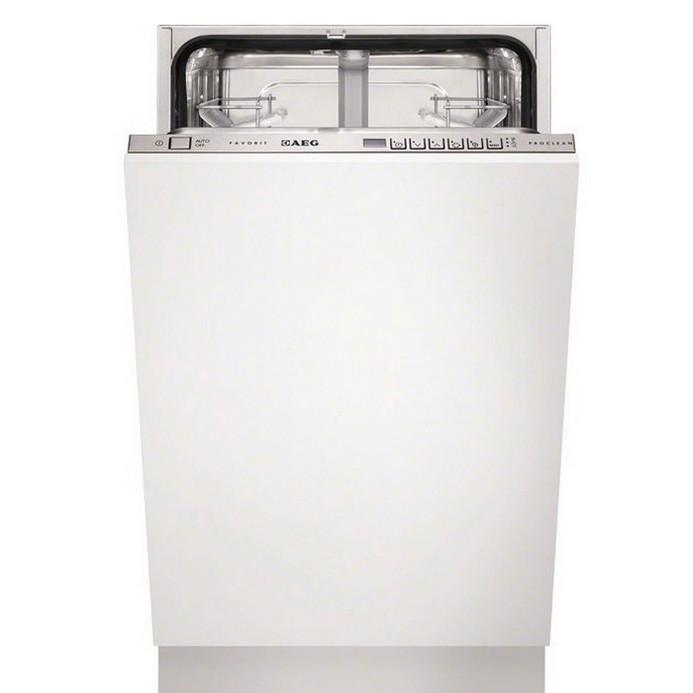 Встраиваемая посудомоечная машина AEG F 65402 VI