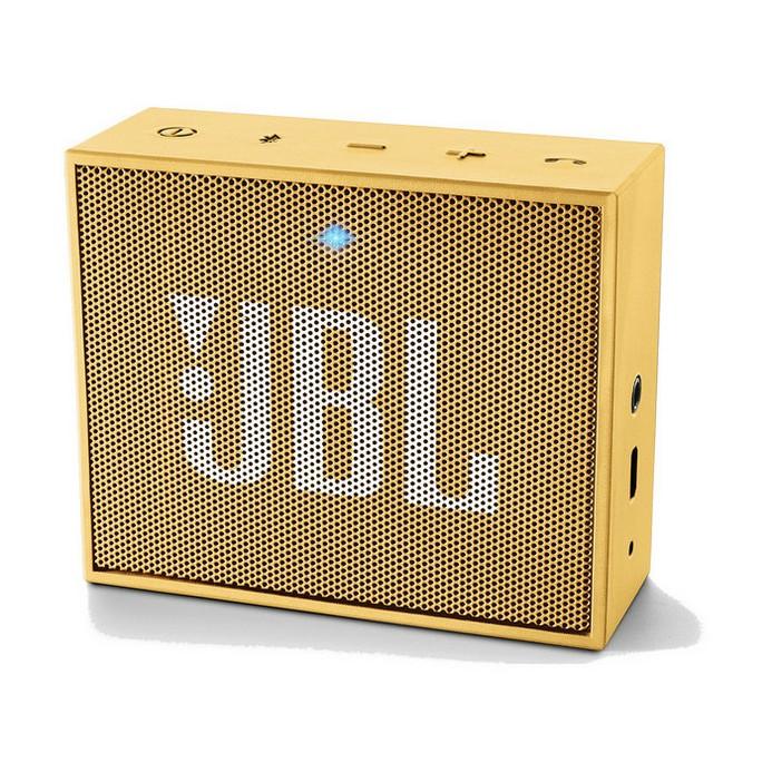 Колонка JBL GO (JBLGOYEL)