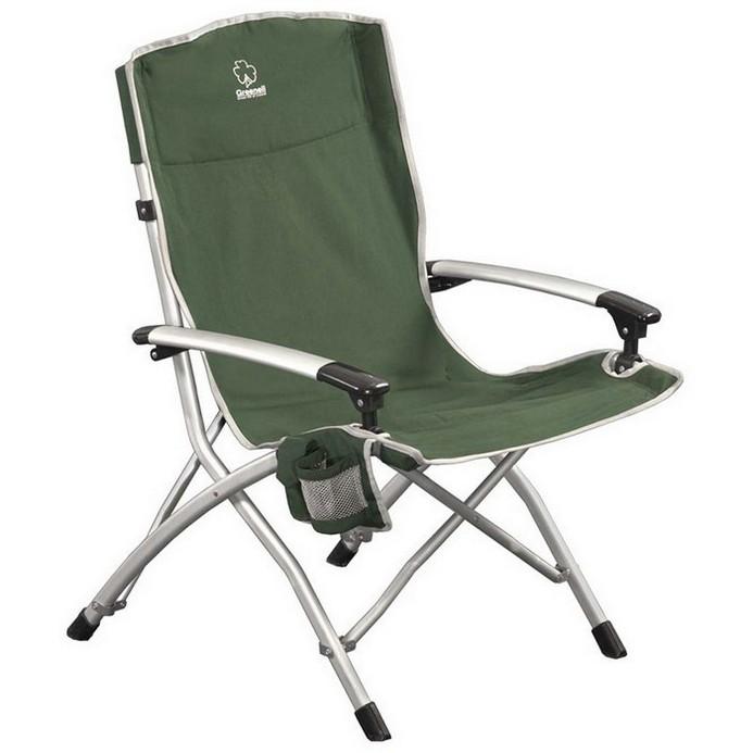 Кресло Greenell FC-7 зеленый