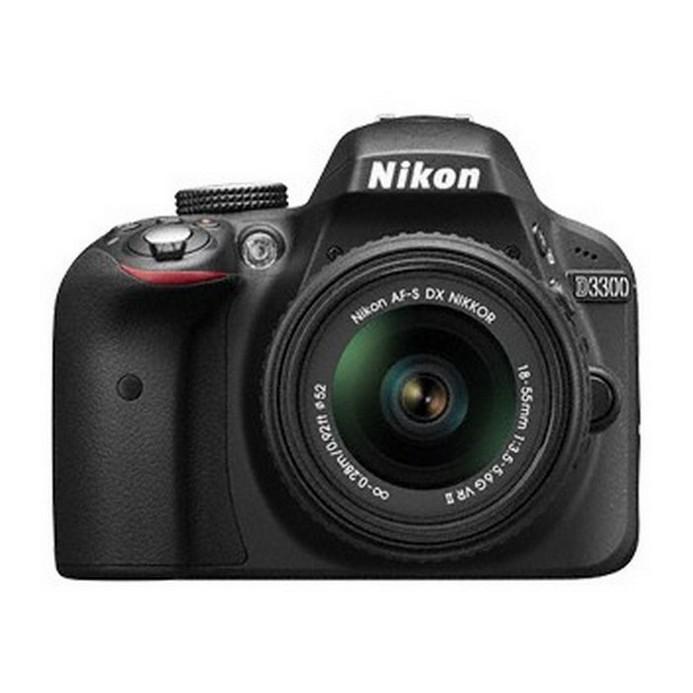 Зеркальный фотоаппарат Nikon D3300 KIT + 18-105 VR