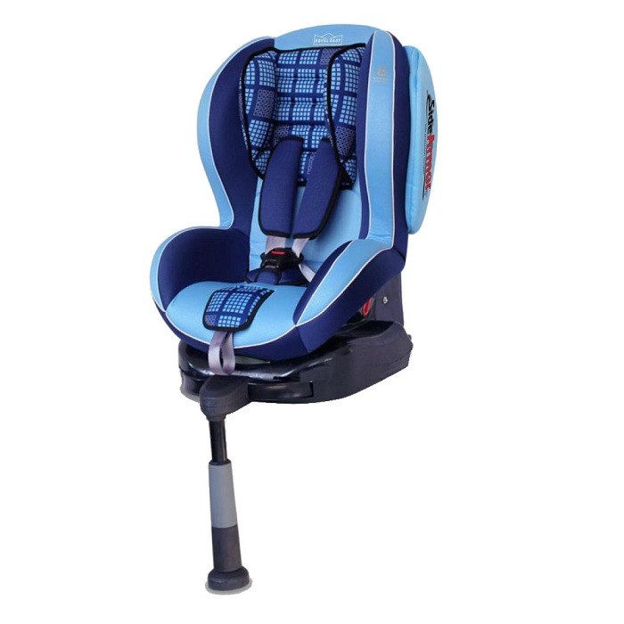 Автокресло Welldon CuddleMe blue