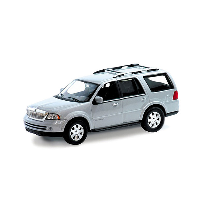Модель машины Welly 2005 Ford Lincoln Navigator 1:35 (39883)