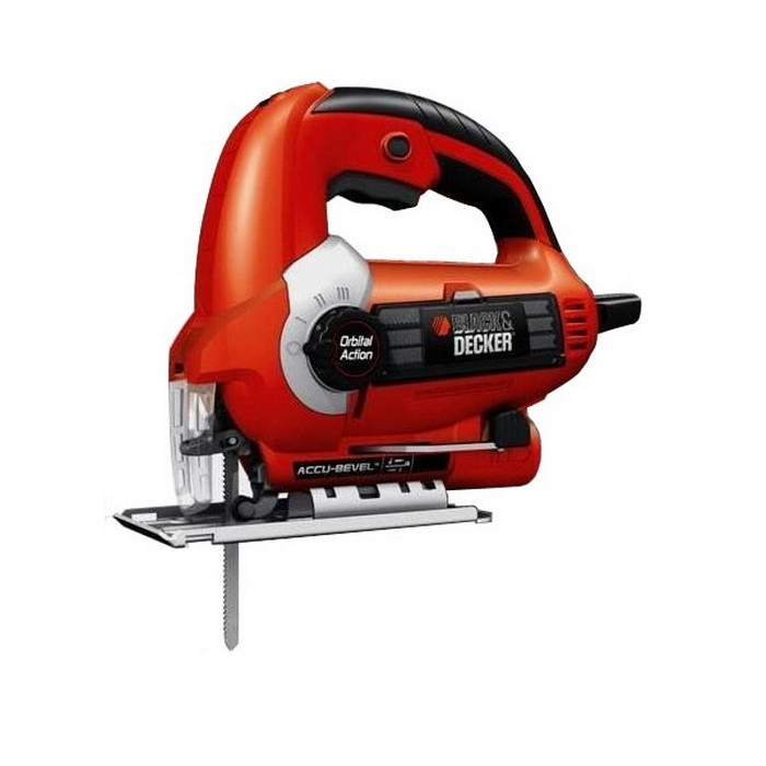 Электролобзик Black & Decker KS 900 EK