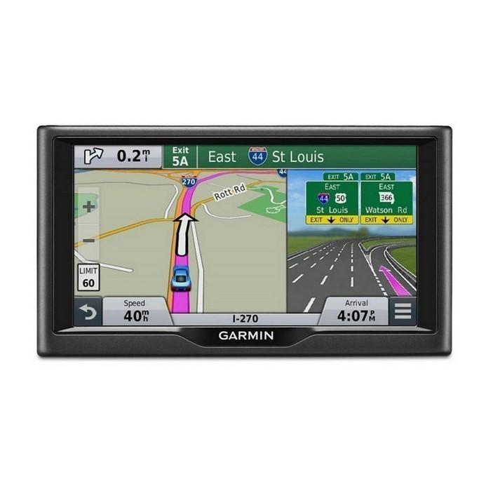 GPS-навигатор Garmin 68LMT Europe (010-01399-12)