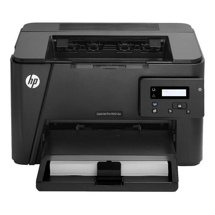 Лазерный принтер HP M201dw