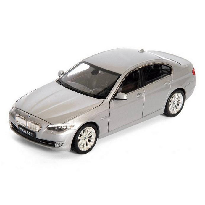 Модель машины Welly BMW 535I 1:24 (24026)