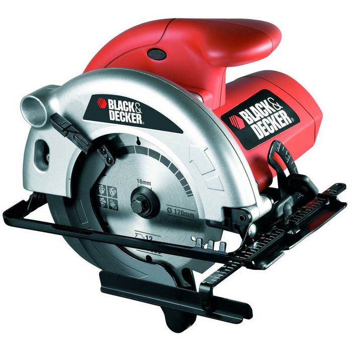 Циркулярная пила Black & Decker CD601