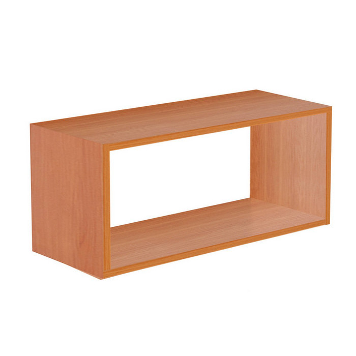 Полка Vental Кубик-2 вишня