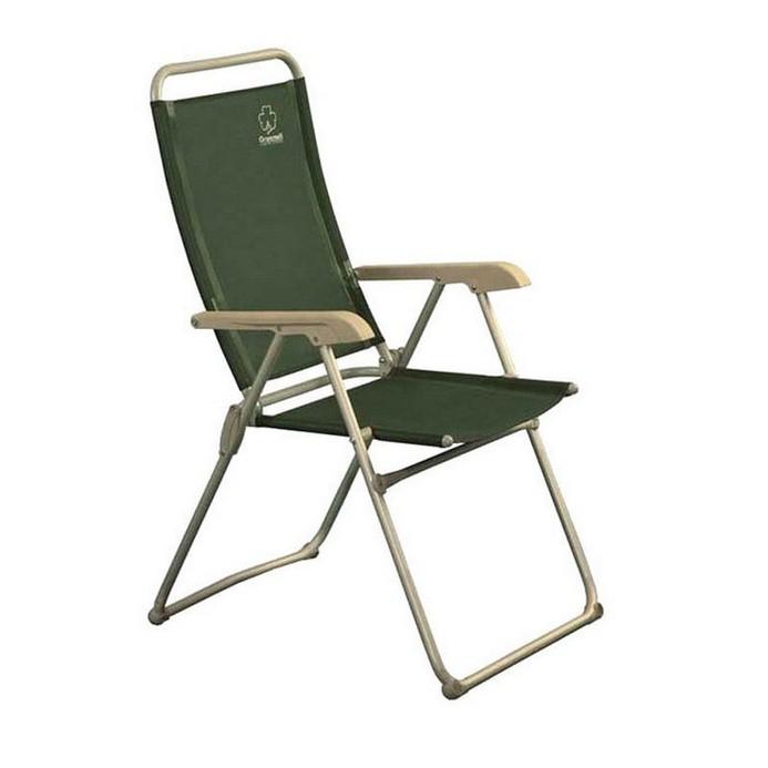 Кресло Greenell FC-8 зеленый