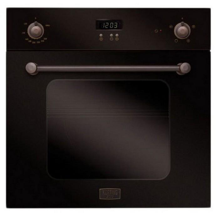 Встраиваемый газовый духовой шкаф Korting OEG 1052 CRN