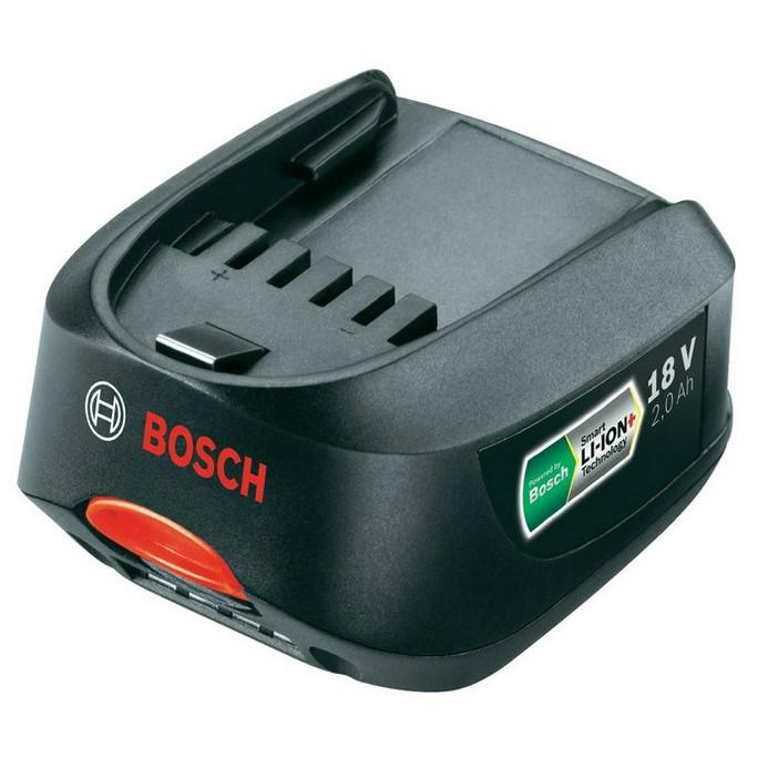 Аккумулятор Bosch 18 V 2.0 Ah