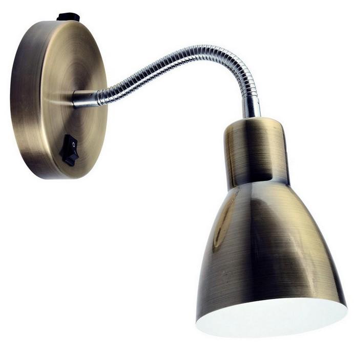 Светильник Arte Lamp A1408AP-1AB
