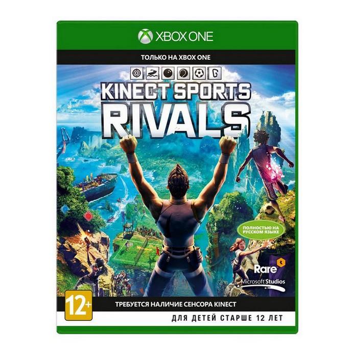 Игра для Xbox One Microsoft Kinect Sports Rivals
