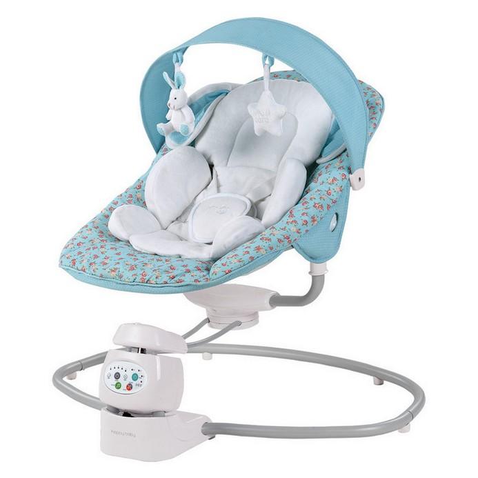 Электрокачели Happy Baby Dinki Blue