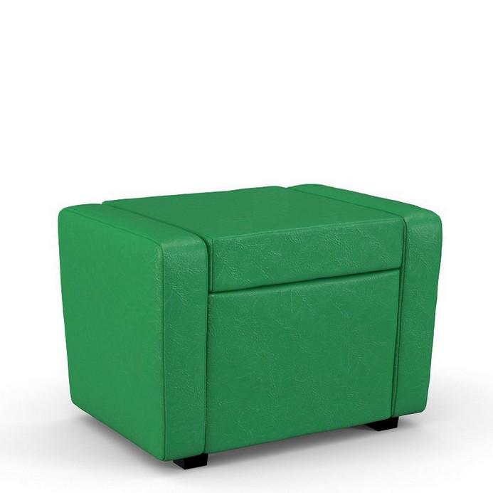Пуф-кресло Мегаэлатон Тетри зеленый
