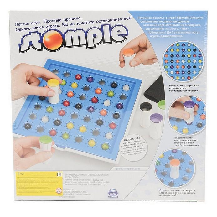 Настольная игра Spin Master Stomple (34163)