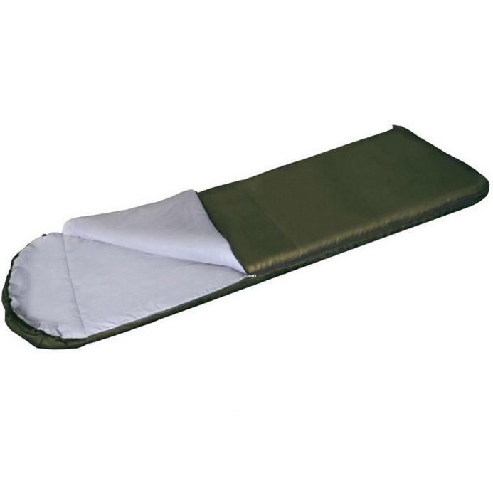 Спальный мешок Alaska Одеяло с подгол. +5 С хаки