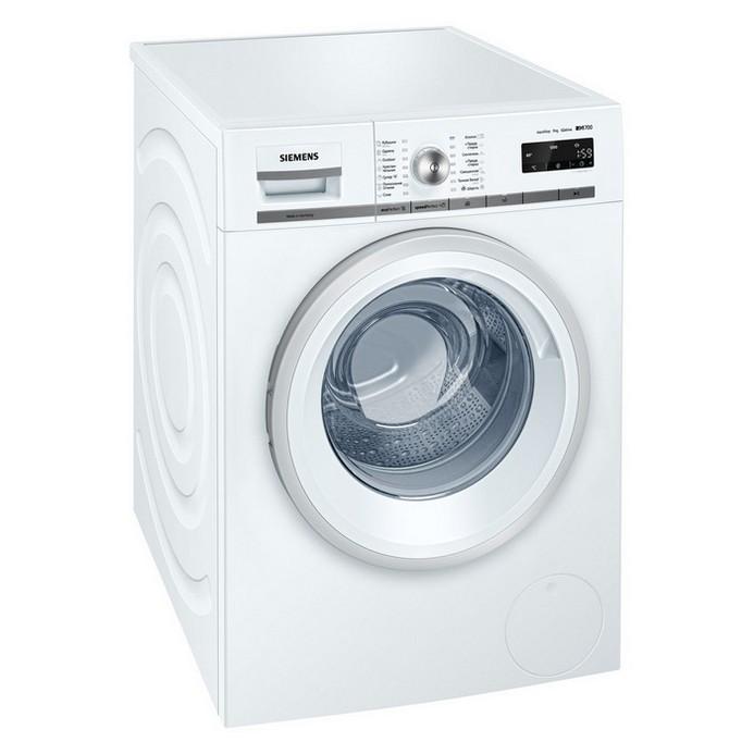 Встраиваемая стиральная машина Siemens WM12W440OE