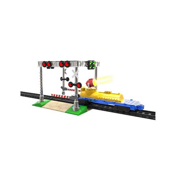 Игровой набор Power Trains Вагон и переезд (71943)
