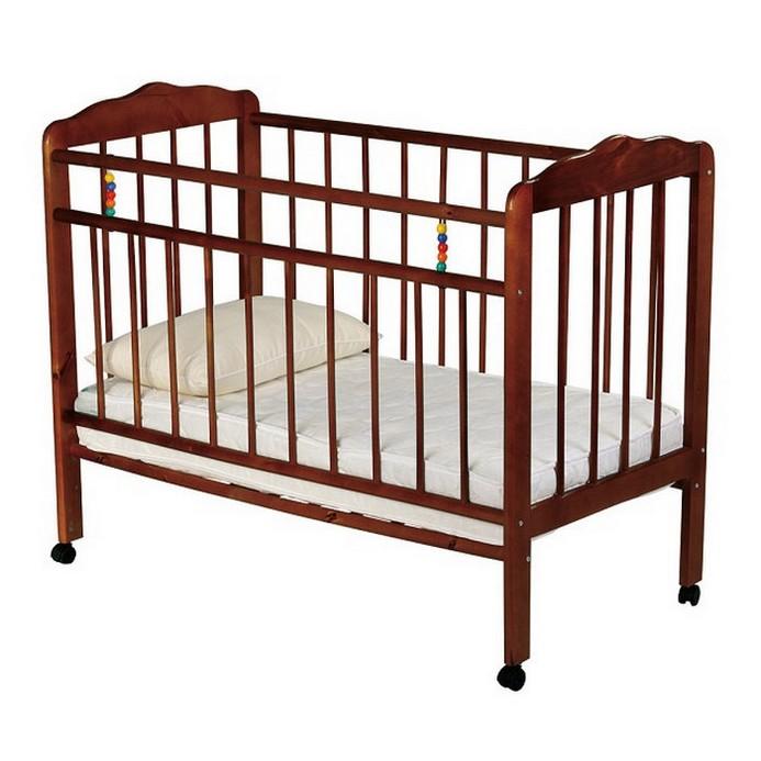 Кроватка Женечка 1 (вишня)