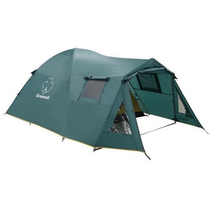 Палатка Greenell Велес 3 V2 зеленый