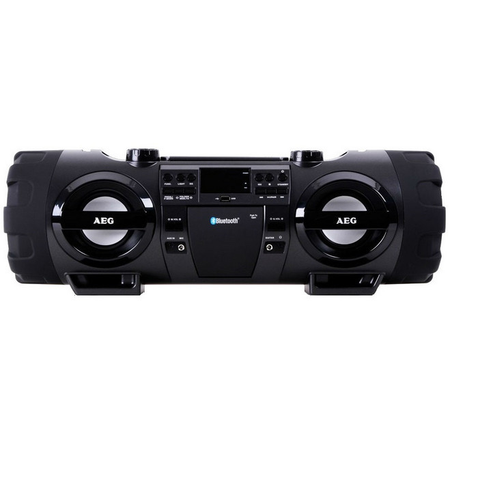 Аудиомагнитола AEG SR 4360 BT