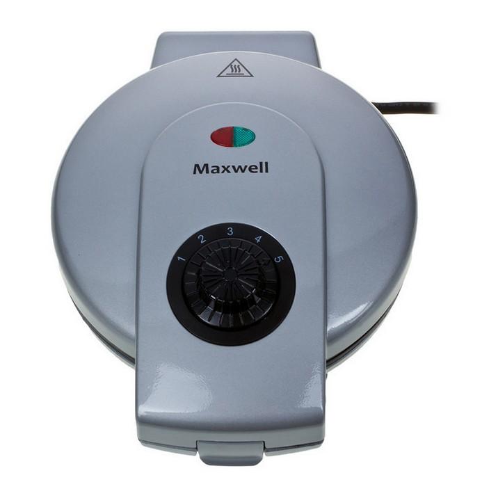 Вафельница Maxwell MW-1571 SR