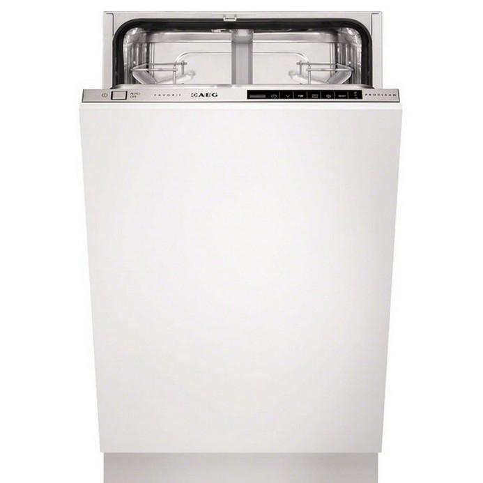 Встраиваемая посудомоечная машина AEG F 88400 VI