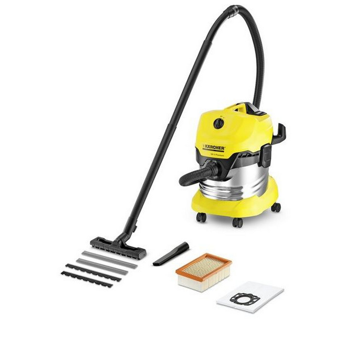 Промышленный пылесос Karcher WD 4 Premium