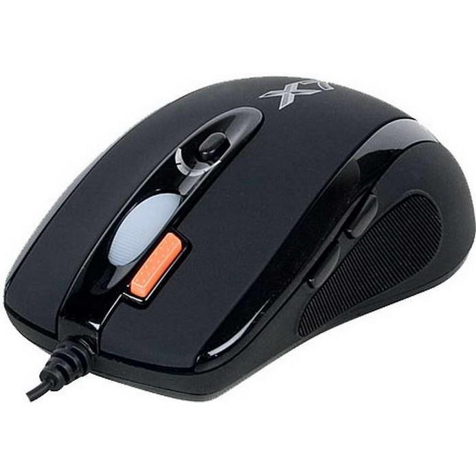 Игровая мышь A4Tech X-718BK