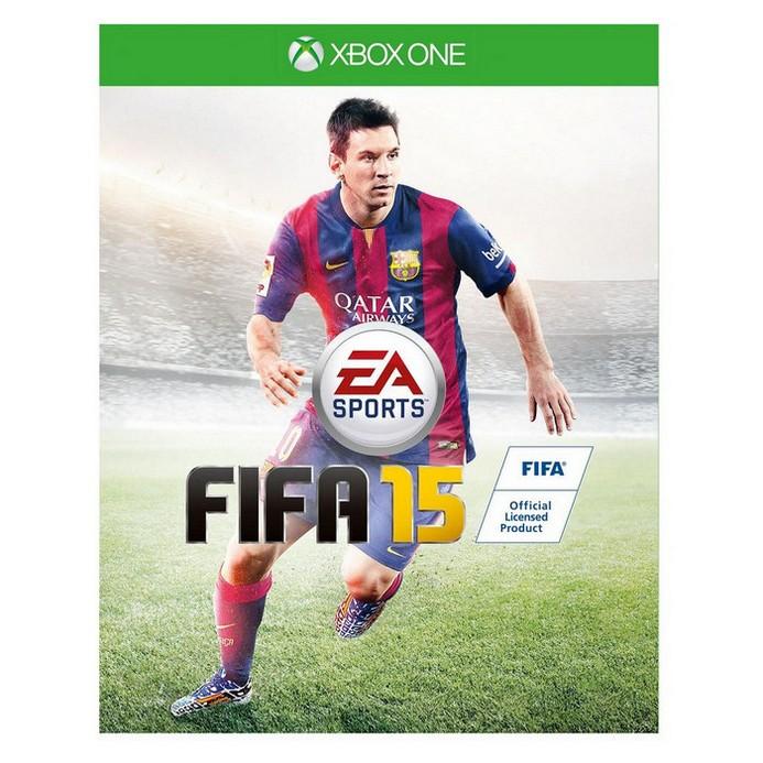 Игра для Xbox One Electronic Arts FIFA 15 (русская версия)
