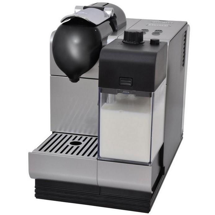 Капсульная кофеварка DeLonghi EN520.S