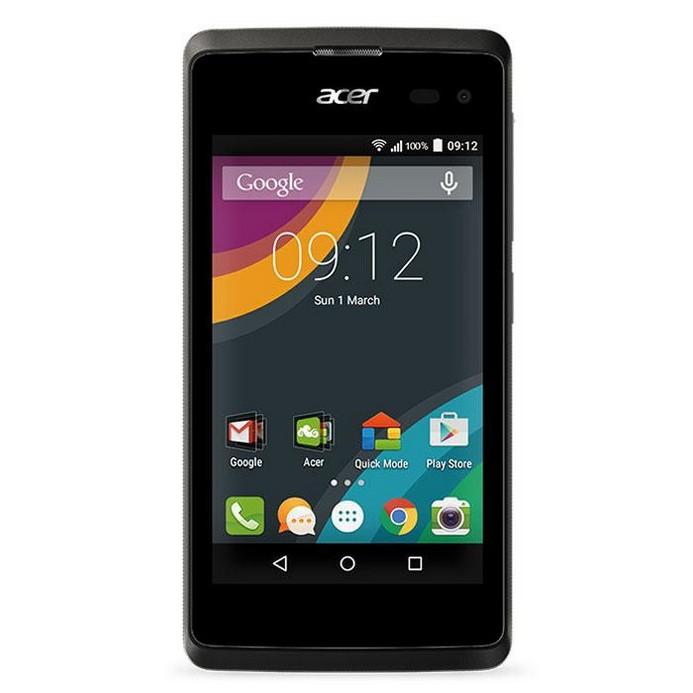 Смартфон Acer Z220 Liquid Black