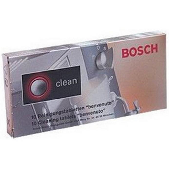 Очищающая таблетка Bosch TCZ6001